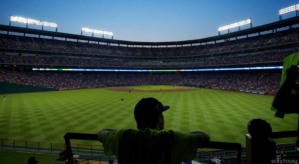Take me out to the Ball Game - image  on https://blog.edinchavez.com
