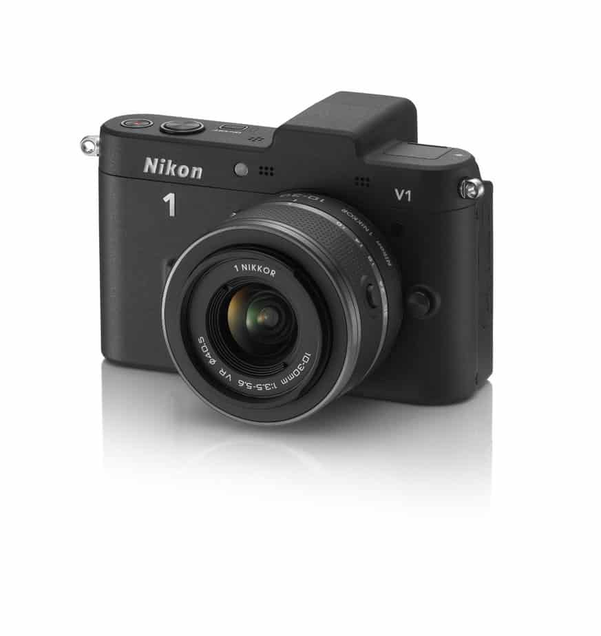 Nikon V1 Review - image  on https://blog.edinchavez.com
