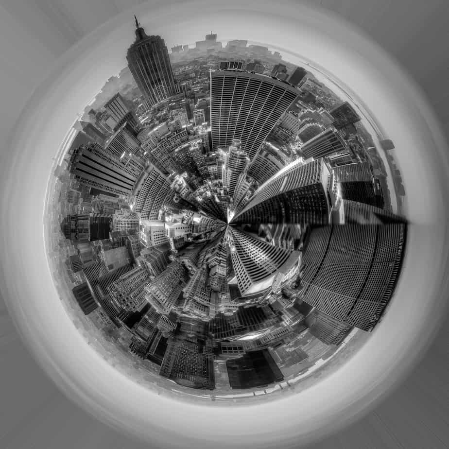 How to make a tiny planet photo - image  on http://blog.edinchavez.com