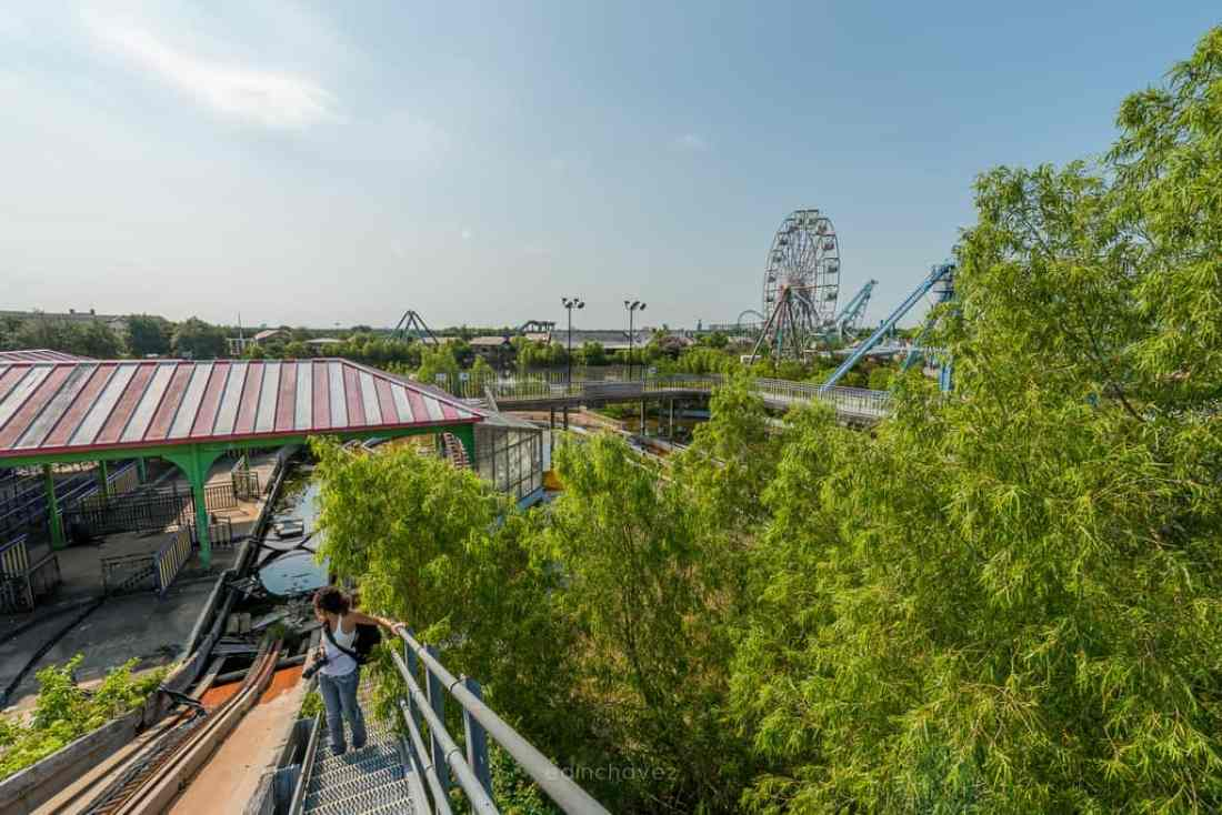 Abandoned Six Flags New Orleans-67