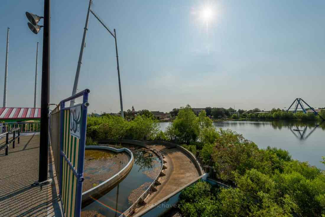 Abandoned Six Flags New Orleans-92