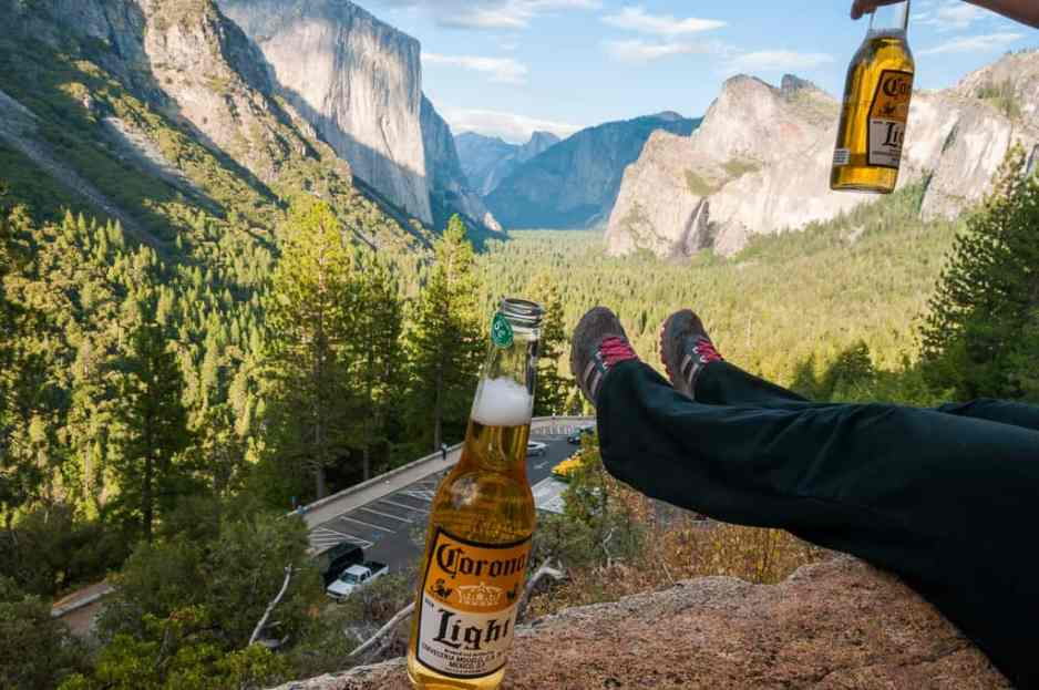 The Perfect Way to End a Hike - image  on http://blog.edinchavez.com