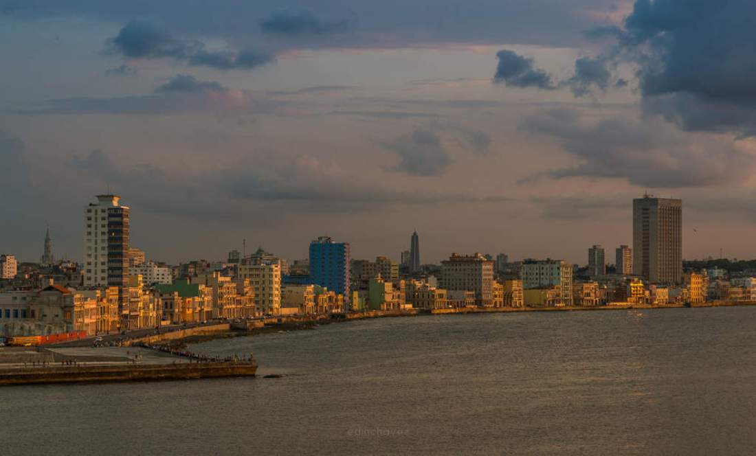 El Malecon Havana Top 10 places to photograph in Cuba