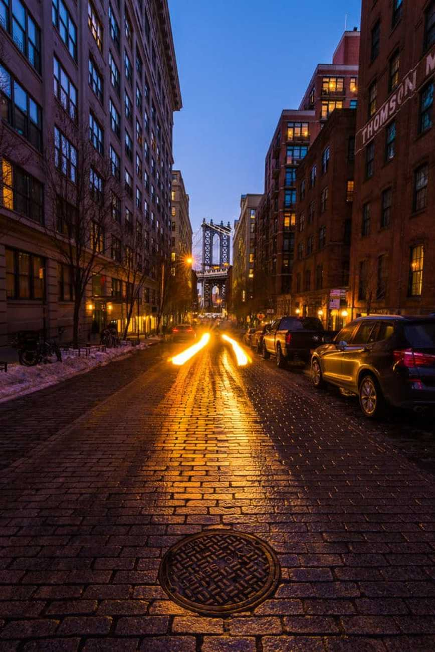 Best Photography Spots In Brooklyn New York Dumbo