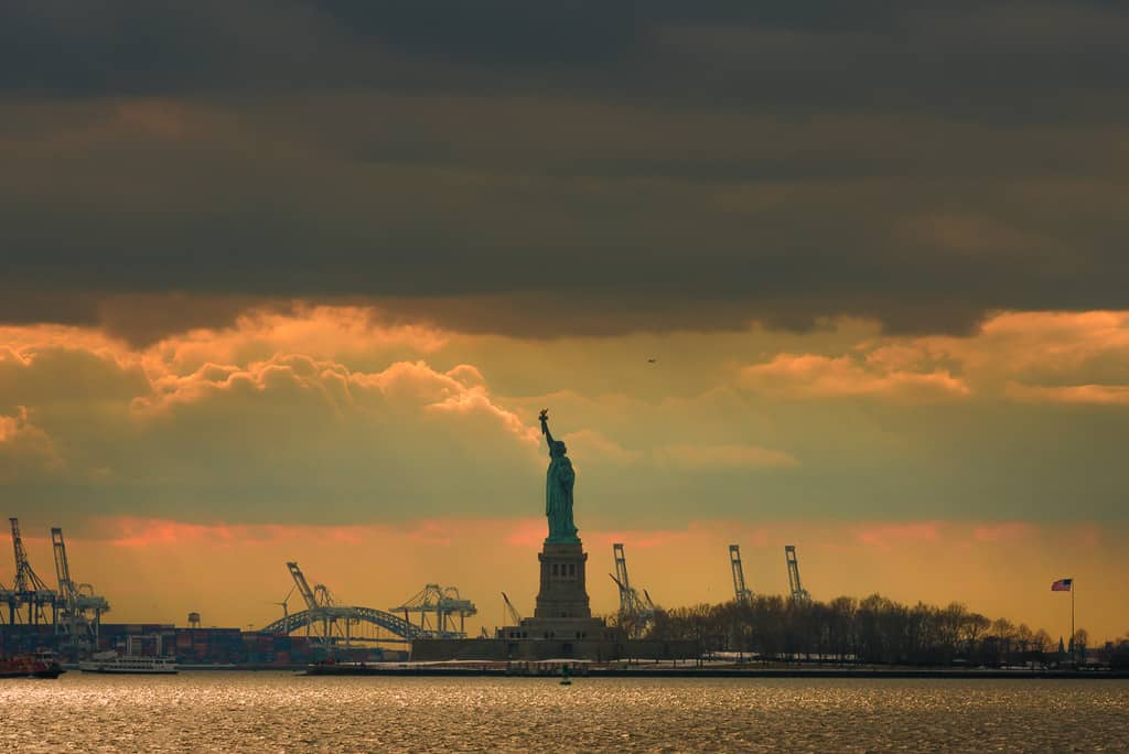 Best Photography Spots in New York City Battery Park