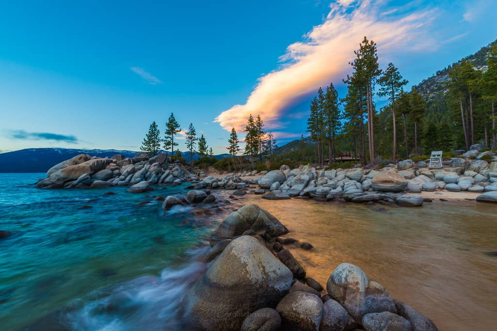 Lake Tahoe Fine Art Photography