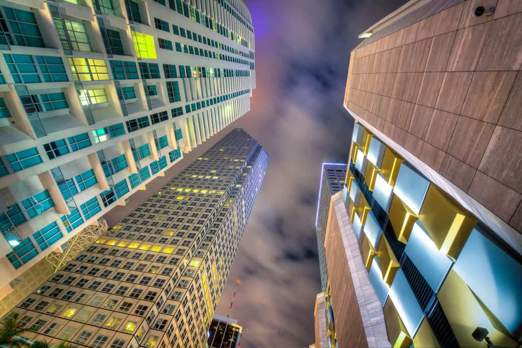 Downtown Skyscrapers best photography spots Miami