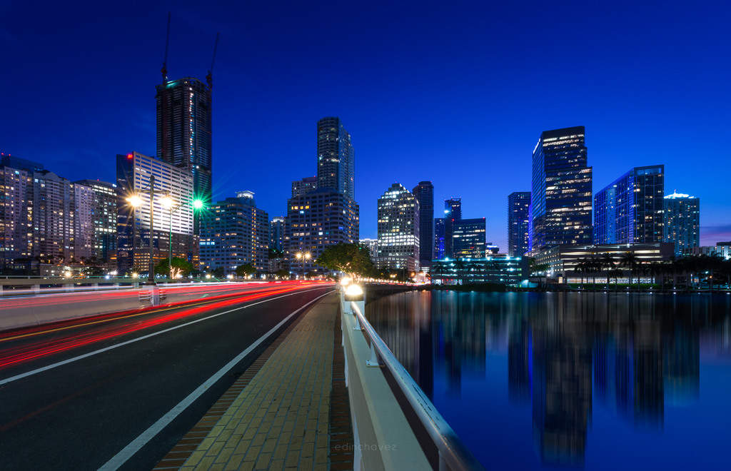 Brickell Key best photography spots Miami