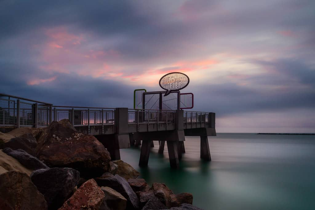 South Pointe Park Pier best photography spots Miami