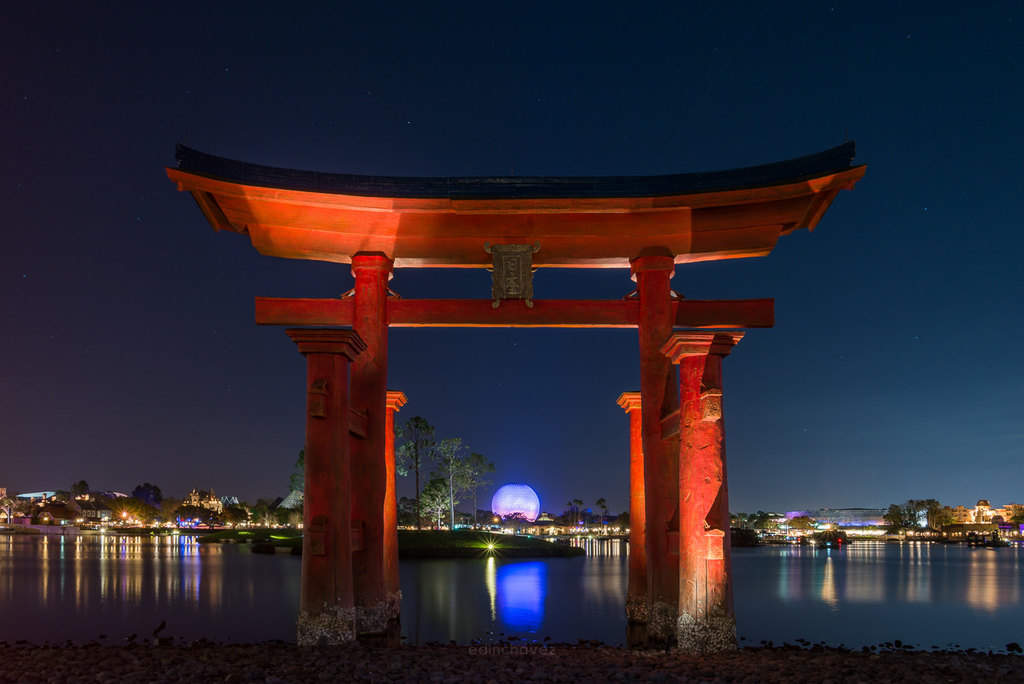 Best Photography Spots In Orlando Florida Epcot Japan