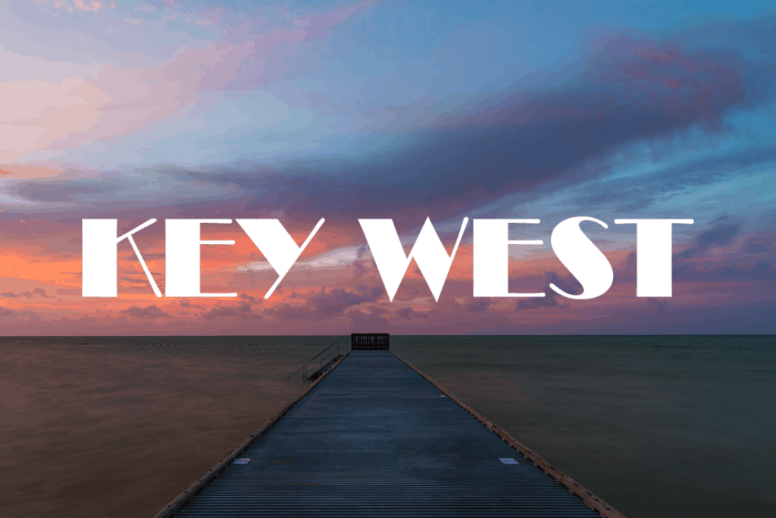 Best Places to Photograph In Key West