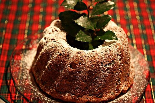 christmas pudding repas de noël dans le monde Royaume Uni