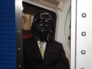 Photo: Darth Vader.