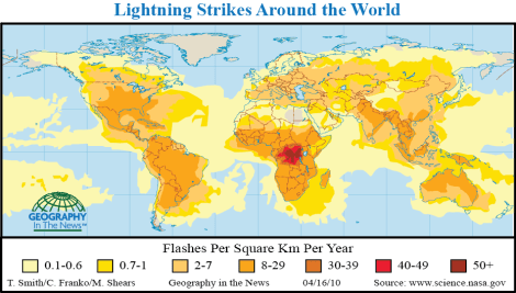 Geography in the News_image1037_Lightning