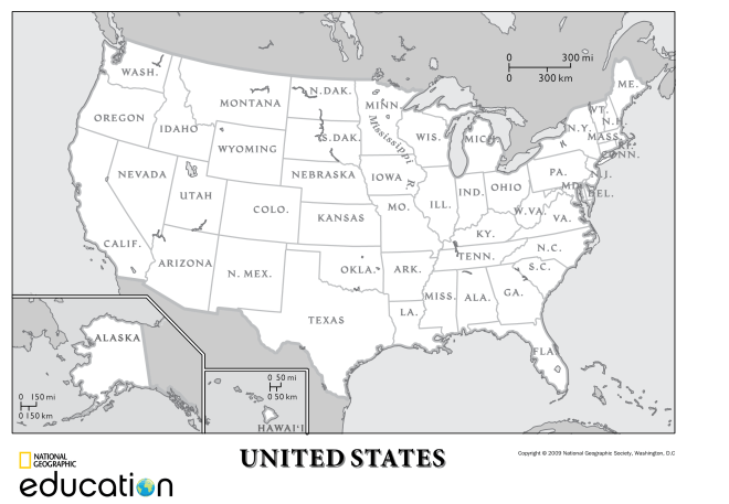 What would YOU label the United States of Thanksgiving?