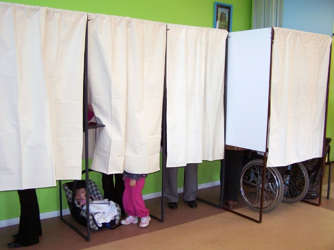 No one is thinking of lowering the voting age this much! Photograph by Ceridwen, courtesy Wikimedia. CC-BY-SA-2.0