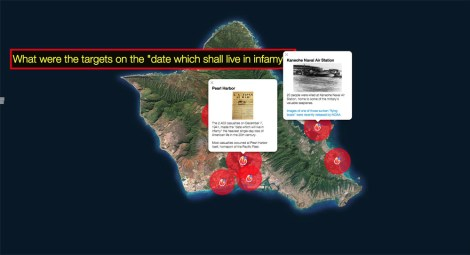 """Click to learn a little about the major targets of the """"date which shall live in infamy."""""""