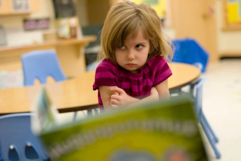 Not everyone agrees with what a good preschool looks like … Photograph by Lynn Johnson, National Geographic