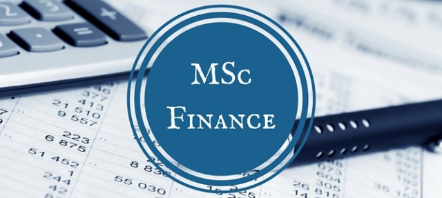 Studying a MSc in Finance at NCI