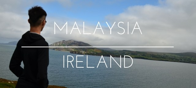 Studying in Malaysia and Ireland, what's different?