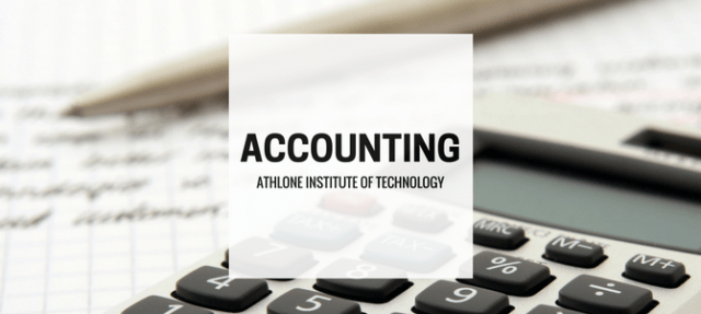 BA in Accounting at Athlone IT