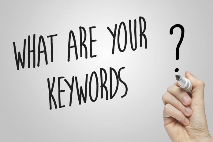 Targeting the wrong keywords