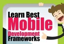 Top Mobile Development Frameworks