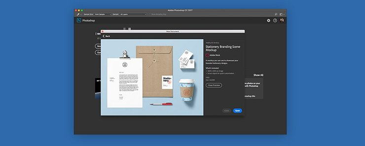 Learn How To Create a Mockup Template in Photoshop
