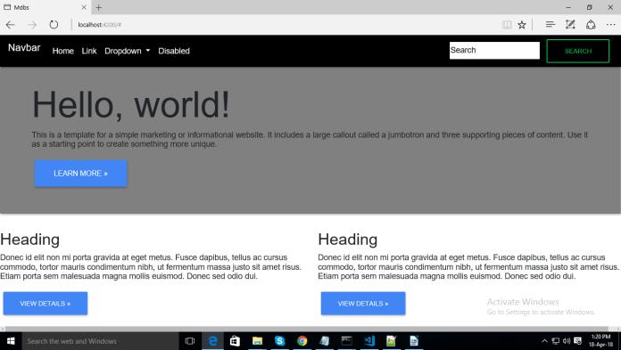 Hello -world