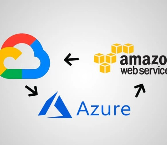 Comparing Google Cloud, AWS