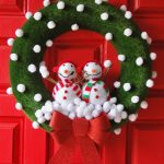 Christmas Wreaths With Dollar Tree Finds Showit Blog