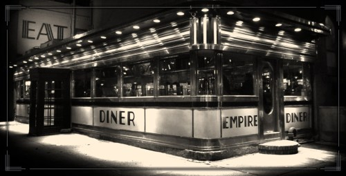 The Empire Diner 2