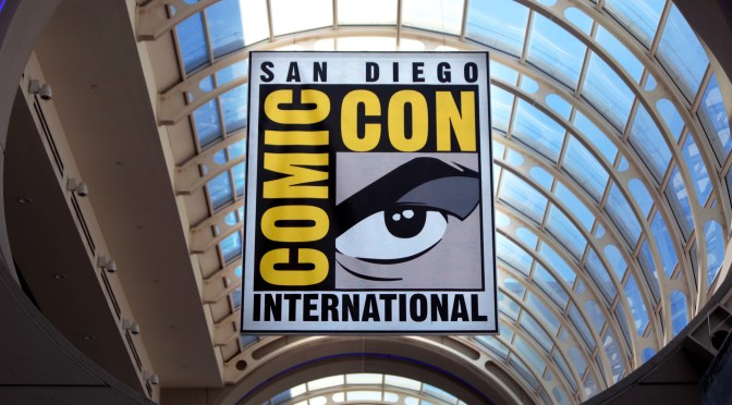The Much Awaited San Diego Comic-Con