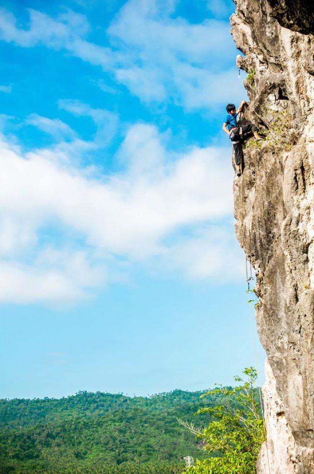 quezon climb
