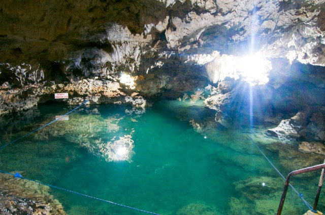the Enchanted Cave, Bolinao