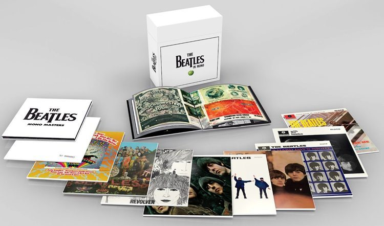 The Beatles The Beatles In Mono Vinyl Box Set A Future