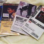 "Michael Jackson Japanese 3"" CD Singles"