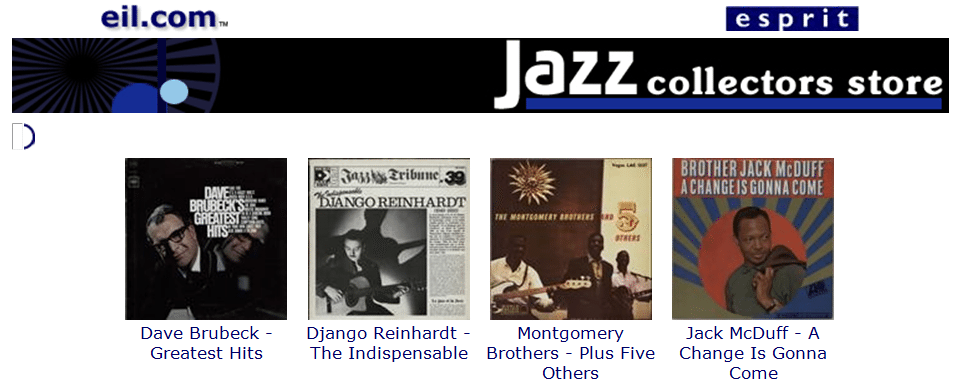 the eil.com Jazz Newsletter