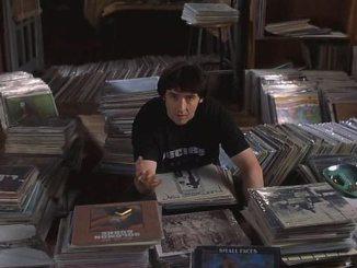 Vinyl junkie: John Cusack in High Fidelity (2000)