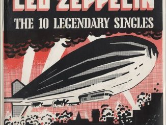 Led Zep Singles Box