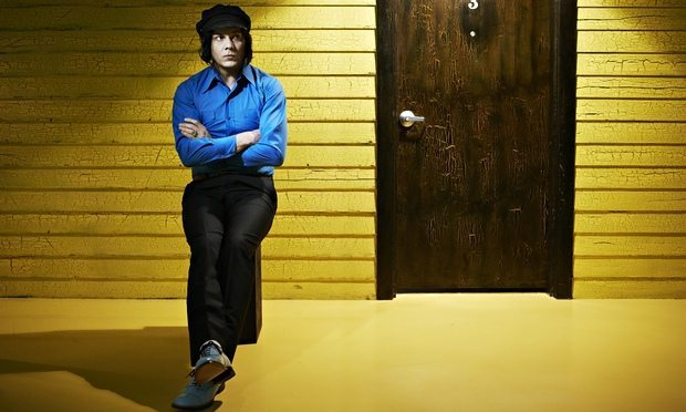 Jack White at Third Man Records, Nashville.