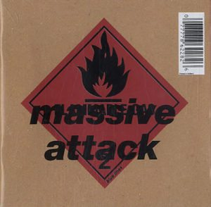 Massive Attack, 1991-2010 Studio Albums - a lot of Five CD albums