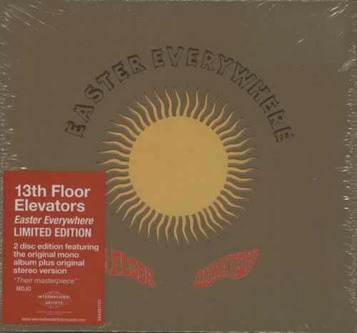 Easter Everywhere Cd Amp Vinyl 13th Floor Elevators Amp Patti