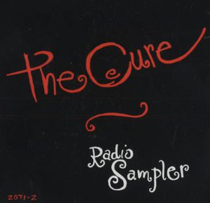 Radio Sampler 1987 US 7-track promotional only CD for the 'Kiss Me Kiss Me Kiss Me' album
