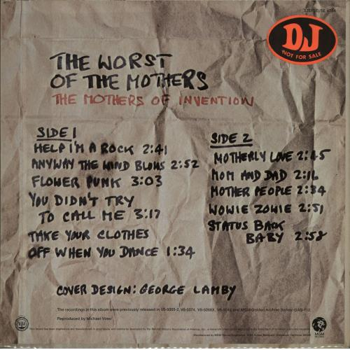 Frank+Zappa+The+Worst+Of+The+Mothers+523892b