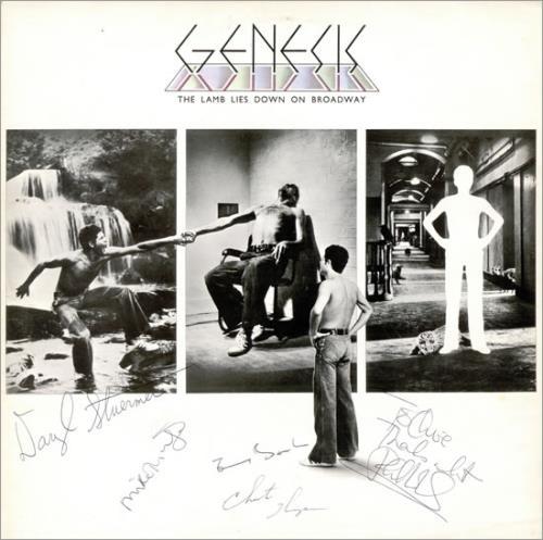 Genesis+The+Lamb+-+Autographed++Tour+P+478485