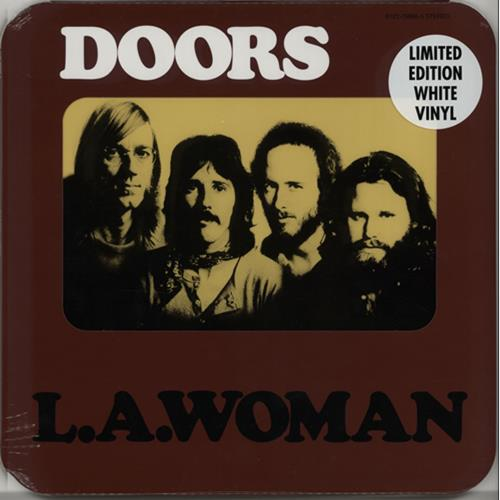 The+Doors+LA+Woman+-+180gm+White+Vinyl+642947