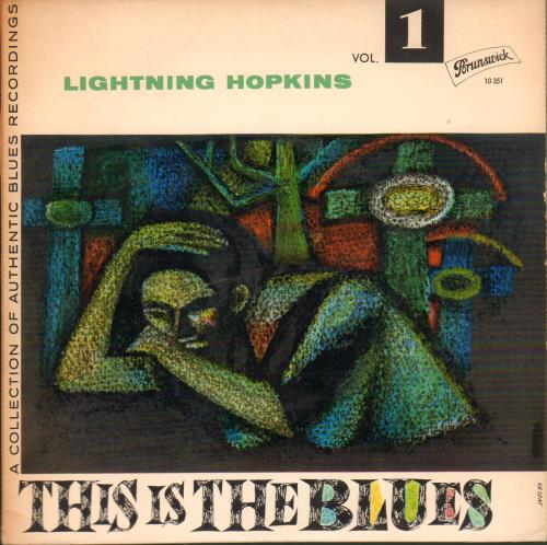Lightnin+Hopkins+This+Is+The+Blues+Vol+1+EP+645350