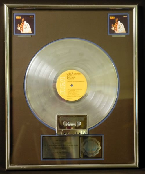 Elvis+Presley+Pure+Gold+616803