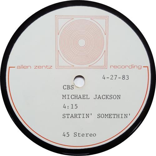 Michael+Jackson+Startin+Somethin+646311
